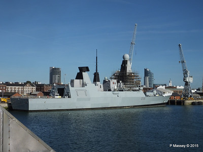 HMS DRAGON D35 Portsmouth PDM 29-06-2015 17-44-17