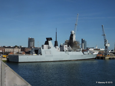 HMS DRAGON D35 Portsmouth PDM 29-06-2015 17-44-018