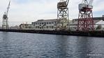 Derelict Southwest Marine ex Bethlehem Steel Cranes 1918-46 Terminal Island San Pedro 17-04-2017 11-10-23