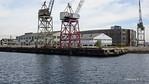 Derelict Southwest Marine ex Bethlehem Steel Cranes 1918-46 Terminal Island San Pedro 17-04-2017 11-10-18