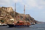SANTA IRINI Arriving Skala Thira Santorini PDM 18-06-2017 16-07-20