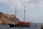 SANTA IRINI Arriving Skala Thira Santorini PDM 18-06-2017 16-07-13