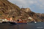 SANTA IRINI Arriving Skala Thira Santorini PDM 18-06-2017 16-07-30