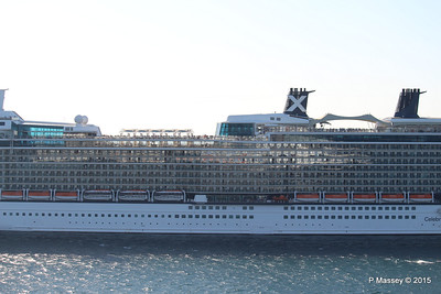 CELEBRITY EQUINOX Departing Istanbul 19-07-2015 16-26-49
