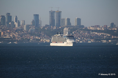 CELEBRITY EQUINOX Departing Istanbul 19-07-2015 16-19-32