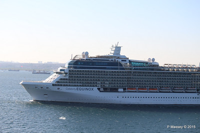 CELEBRITY EQUINOX Departing Istanbul 19-07-2015 16-26-28