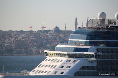 CELEBRITY EQUINOX Departing Istanbul 19-07-2015 16-26-04