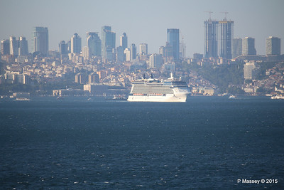 CELEBRITY EQUINOX Departing Istanbul 19-07-2015 16-17-48