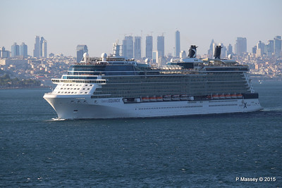 CELEBRITY EQUINOX Departing Istanbul 19-07-2015 16-24-56