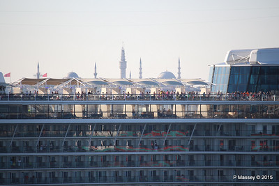 CELEBRITY EQUINOX Departing Istanbul 19-07-2015 16-26-17