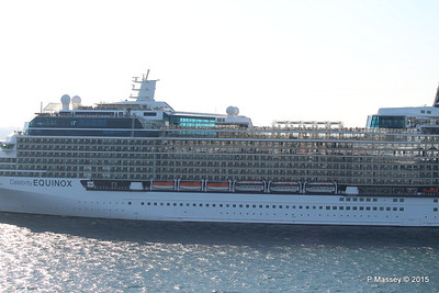 CELEBRITY EQUINOX Departing Istanbul 19-07-2015 16-26-48
