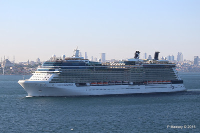 CELEBRITY EQUINOX Departing Istanbul 19-07-2015 16-25-39