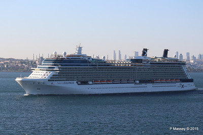 CELEBRITY EQUINOX Departing Istanbul 19-07-2015 16-25-45