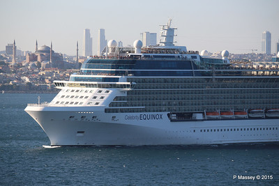 CELEBRITY EQUINOX Departing Istanbul 19-07-2015 16-25-31