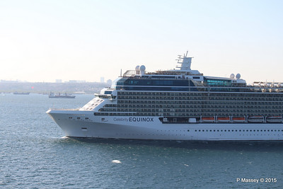 CELEBRITY EQUINOX Departing Istanbul 19-07-2015 16-26-27