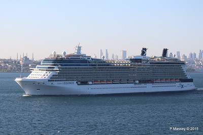 CELEBRITY EQUINOX Departing Istanbul 19-07-2015 16-25-42