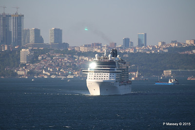 CELEBRITY EQUINOX Departing Istanbul 19-07-2015 16-22-38