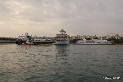 AZAMARA QUEST CELESTYAL OLYMPIA OCEAN MAJESTY Piraeus PDM 19-10-2015 07-18-28