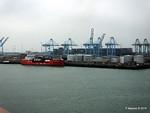 CORAL METHANE CSCL GLOBE Zeebrugge PDM 03-04-2015 16-30-24