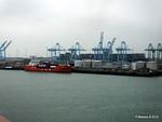CORAL METHANE CSCL GLOBE Zeebrugge PDM 03-04-2015 16-30-025