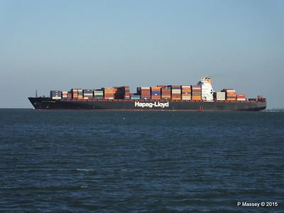 OSAKA EXPRESS Inbound Southampton Calshot PDM 01-10-2015 17-12-060
