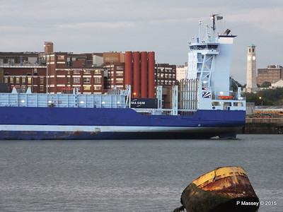 AURORA Arriving Southampton PDM 01-09-2015 19-09-17