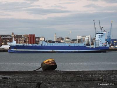 AURORA Arriving Southampton PDM 01-09-2015 19-08-53