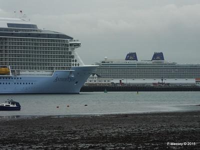ANTHEM OF THE SEAS BRITANNIA Southampton PDM 29-08-2015 16-24-39