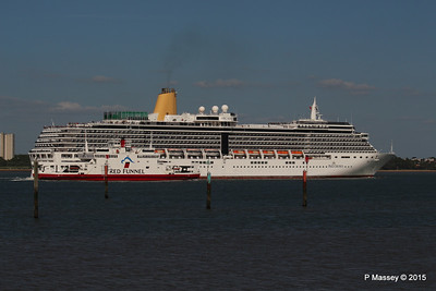ARCADIA Outbound RED FALCON Southampton PDM 16-05-2015 17-10-06