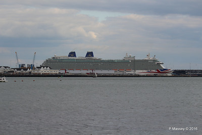 BRITANNIA over Town Quay Southampton PDM 23-04-2016 16-29-29