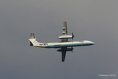Flybe Dash 8 G-ECOJ Outbound SOU PDM 27-04-2016 18-55-018