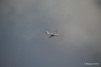 Flybe Dash 8 G-ECOJ Outbound SOU PDM 27-04-2016 18-55-25