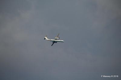 Flybe Dash 8 G-ECOJ Outbound SOU PDM 27-04-2016 18-55-22