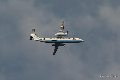 Flybe Dash 8 G-ECOJ Outbound SOU PDM 27-04-2016 18-55-020