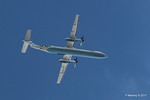 Flybe Dash 8 G-ECOA outbound SOU PDM 12-05-2017 17-04-50