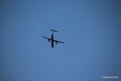 Flybe Dash 8 G-ECOO Outbound SOU PDM 27-04-2016 19-25-41