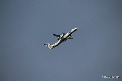 Flybe Dash 8 G-ECOT outbound SOU PDM 27-04-2016 18-48-54