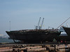 Husbands Shipyard Empty 2 Old Boats 08-03-2014 13-50-20
